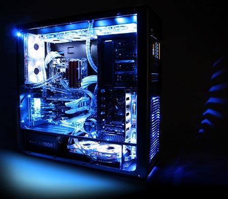 iBuyPower Erebus Liquid cooling Gaming PC 1