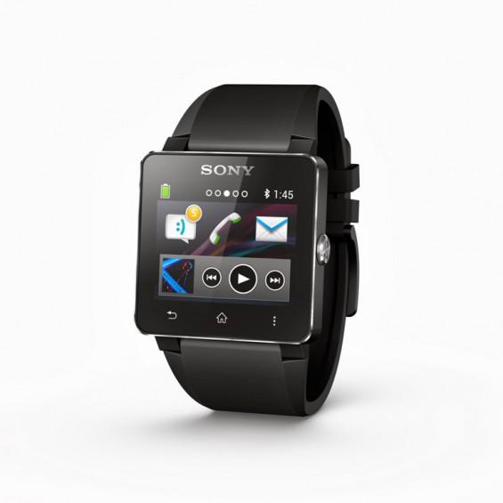 1 Smartwatch 2 Black Angled