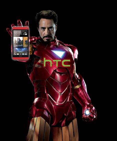 Iron Man HTC