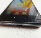 LG Optimus L5 II   Review