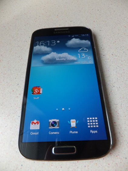 Samsung Galaxy S4 Pic2