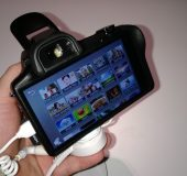 Samsung Galaxy NX Android camera get UK price