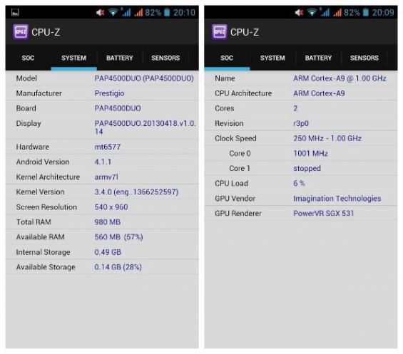 wpid Prestigio 4500 CPU Z.jpg