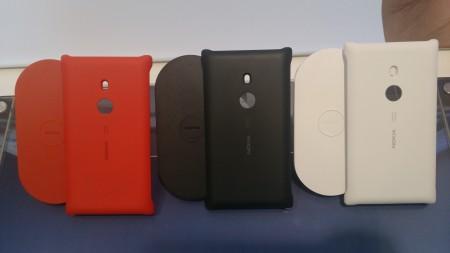 lumia charging shell