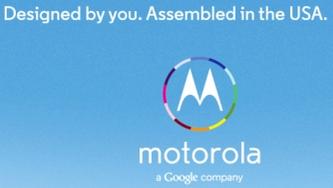 moto x design yourself logo