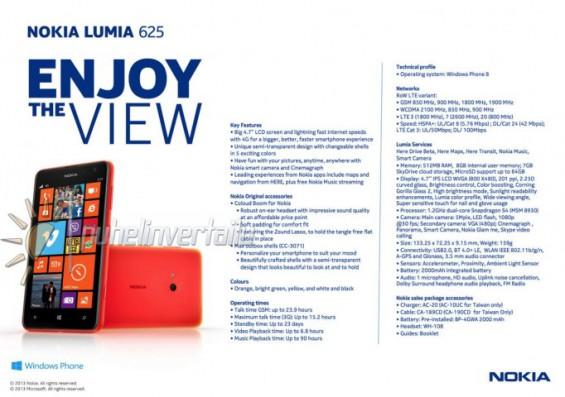 wpid Nokia Lumia 625 Specifications.jpg