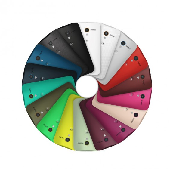 Motorola Moto X Colour Fan