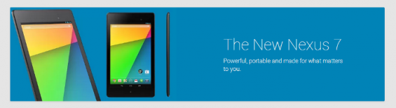 Nexus 7 now available