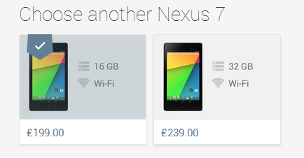 Nexus 7 now available pic2