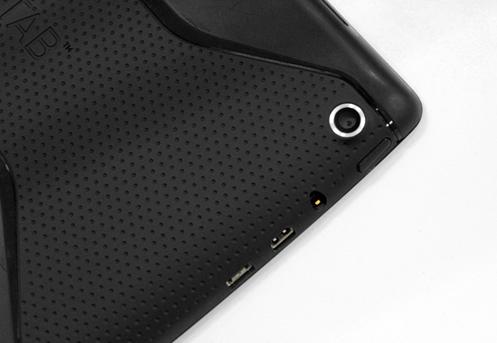 Nvidia Tegra 4 Tab camera