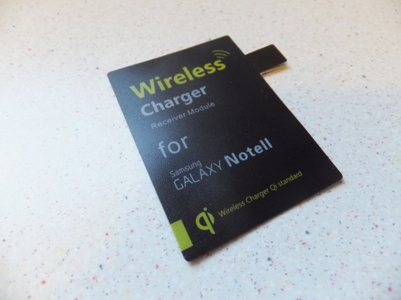 Qi Wireless Charging Card Pic4