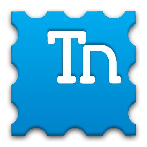Touchnote 3D icon 512x512