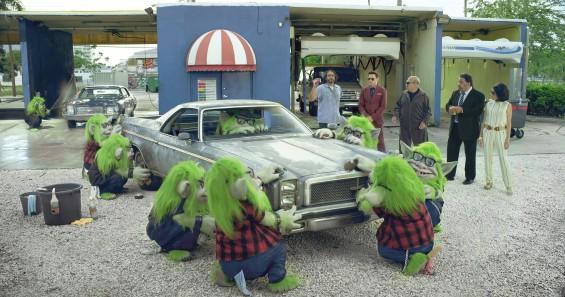 Troll Carwash 1