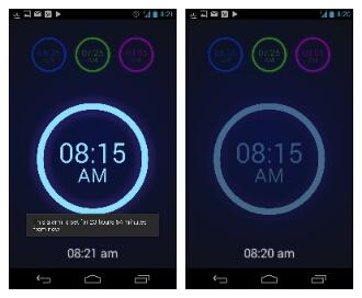 neon alarm options 2