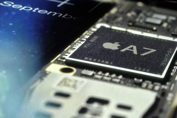 A7 chip