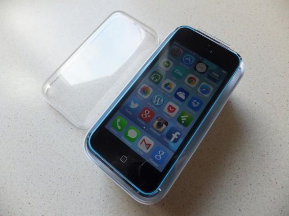 Apple iPhone 5C pic2
