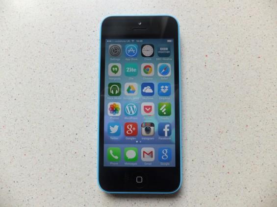 Apple iPhone 5C pic6