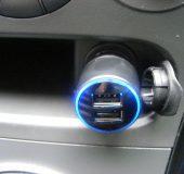 Belkin 20 watt Dual USB Car Charger review