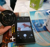 Sony Xperia Z1 with DSC QX10 Smart Shot first look
