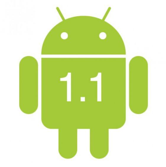 Logo Android 1.1 Banana Bread