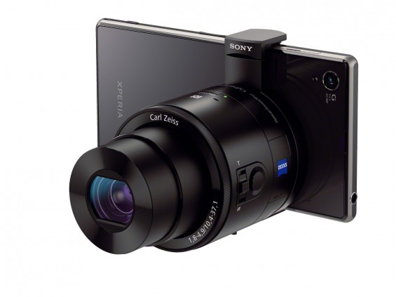 QX100 with Xperia i1 1 1200