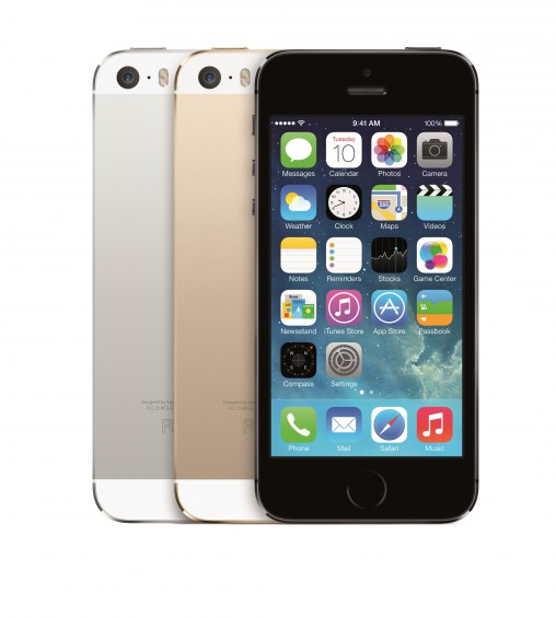 iPhone5s 3Color iOS7 PRINT