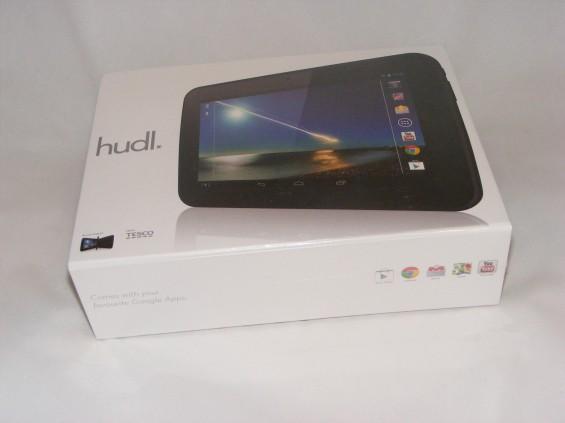 Hudl Box