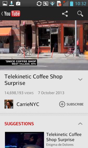 LG L7 Youtube Image