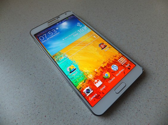 Samsung Galaxy Note 3 Pic1