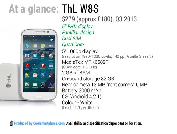 ThL W8S