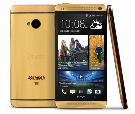htc gold one