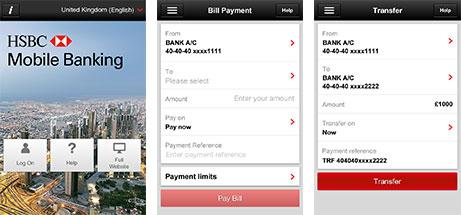 mobilebanking screenshots 461x215
