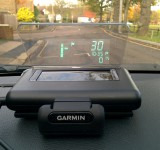Garmin Head Up Display   Accessory Review