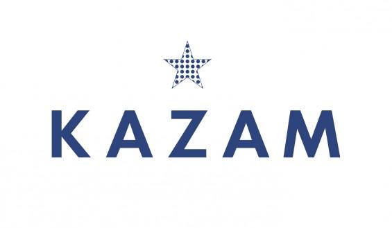 KAZAM blue