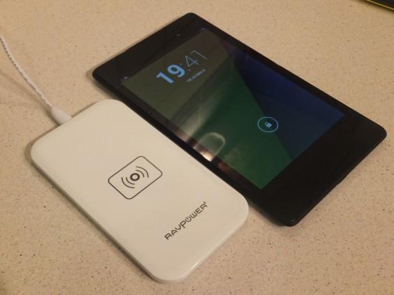 Ravpower Qi Wireless Pad Pic7