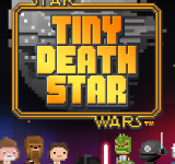 Star Wars: Tiny Death Star game   8 bit construction