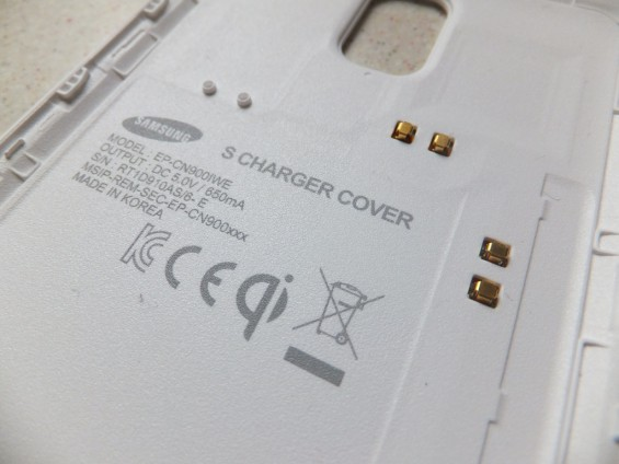 Galaxy Note 3 S Charger Case Pic3