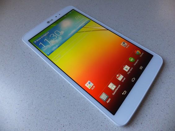 LG G Pad 8.3 Pic1