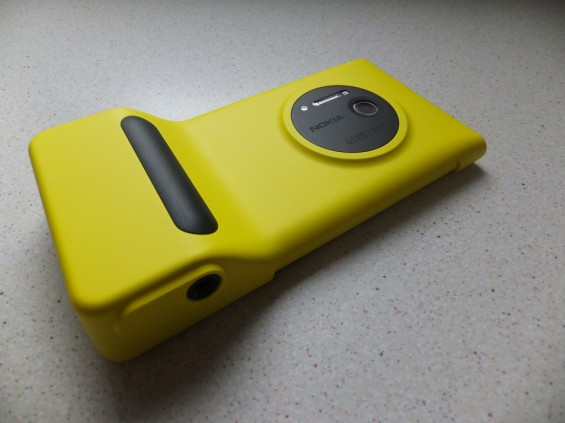 Nokia Lumia 1020 Camera Grip Pic9