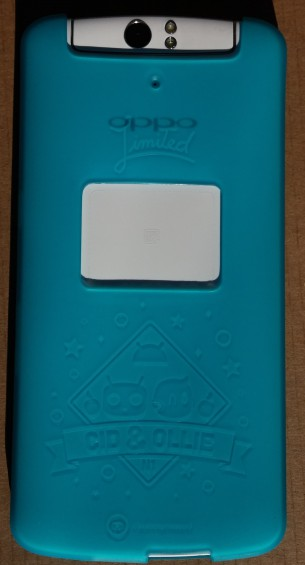 N1 CM Case With Phone