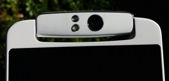 N1 Camera Face On Close up