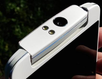 N1 Camera Pointing Upwards
