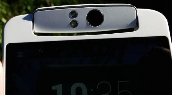 N1 Camera Rotated