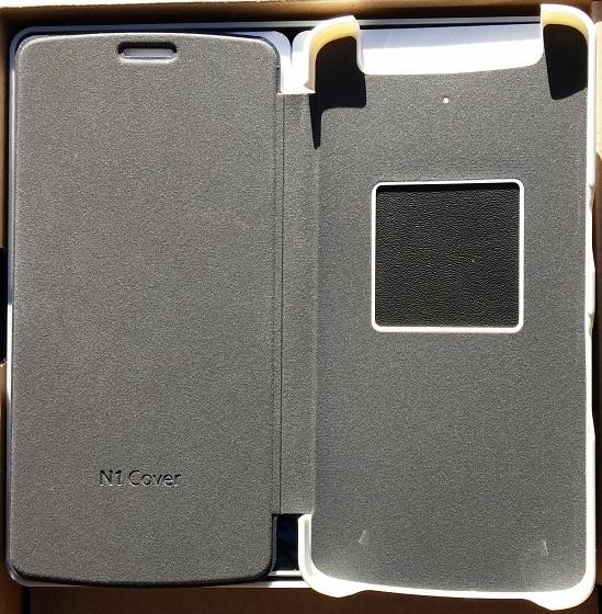 N1 Flip Case Flipped