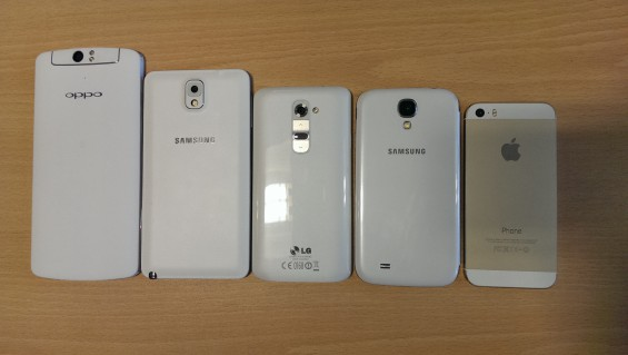 N1 size lineup
