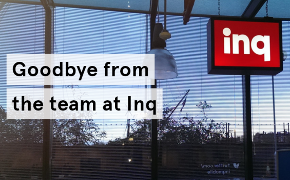 goodbye inq