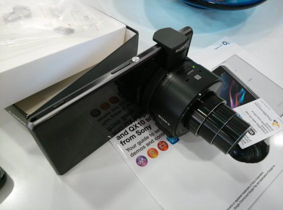 lens qx10