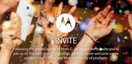 moto invite