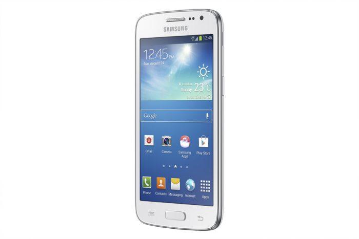 Galaxy Core LTE W4
