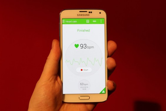 Galaxy S5 leaked 2